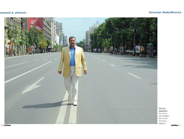 16. Businessman's Magazine - Torneo