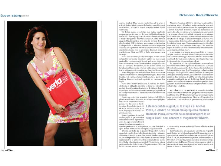 17. Businessman's Magazine - Torneo