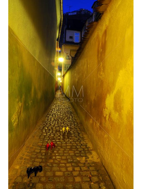 06. Strada Sforii, Brasov