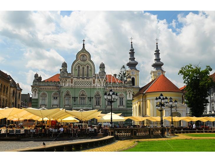 25. Palatul Episcopiei Ortodoxe Sarbe, Timisoara
