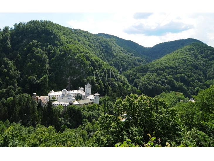 38. Manastirea Tismana