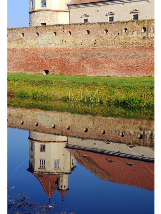 43. Cetatea Fagaras, detaliu